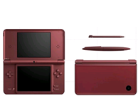 DSi XL Wine Red