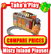 Thomas & Friends Misty Island Playset Compare Prices