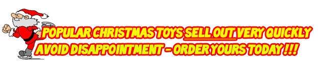 Christmas Toys Sell Out