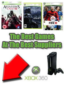 Christmas Gift Expert - Xbox Games & Consoles
